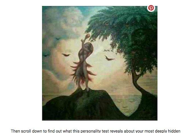 【心理テスト】最初に見えたものでわかる人間関係における弱点が怖いほどガチ! 問題克服して恋人・愛人をつくるヒントがここに!の画像3