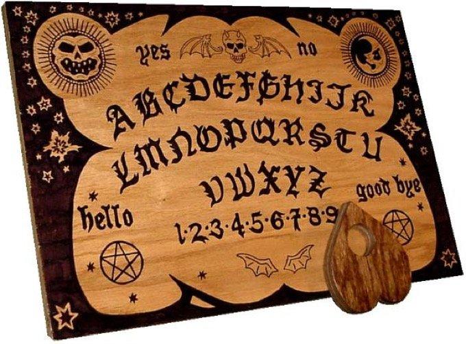コックリさんやウィジャボードは何故動いてしまうのかが解明される! 幽霊や精霊の存在は…!?の画像1