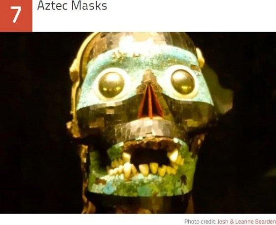 世界の恐ろしくも美しい民族衣装とマスク10選!人類史上最古のマスクの圧倒的不気味さも!の画像4