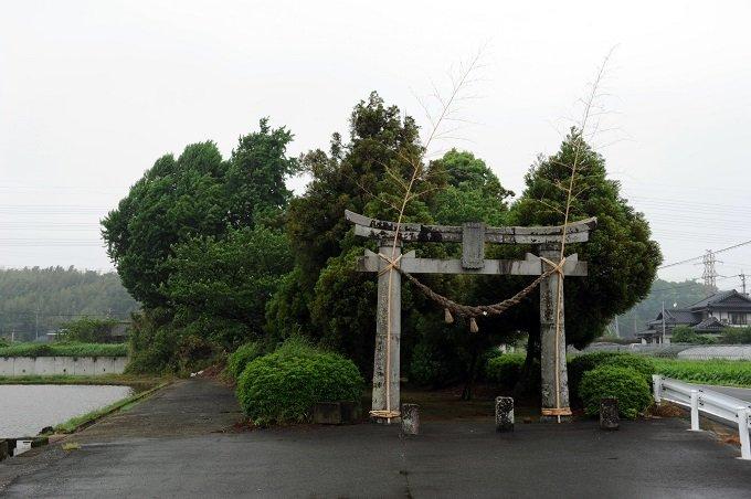 「もう2度行きたくない」釘付けの男根が祀られた異形の神殿! カリ首、尿道にもびっしり…一体何の呪いか?=熊本・弓削神社の画像1
