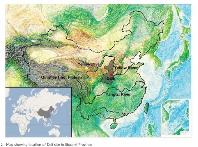 人類の起源は東アジアか? 中国で発見された26万年前の頭蓋骨「ダーリー・スカル」がアフリカ誕生説を覆す可能性の画像2