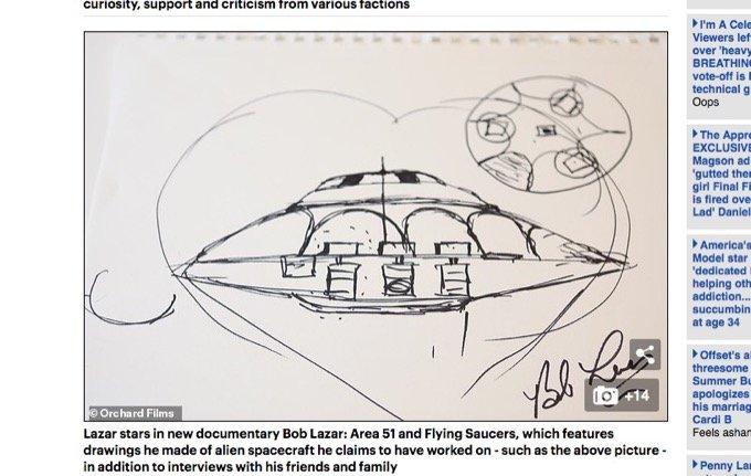 エリア51元職員ボブ・ラザーが「UFOの陰謀」を引っ提げて30年ぶりに帰って来た! 「現在も政府の監視が…」爆裂インタビュー!の画像2
