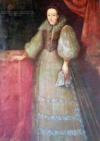 バートリ・エルジェーベトの肖像画(Wikipediaより引用)