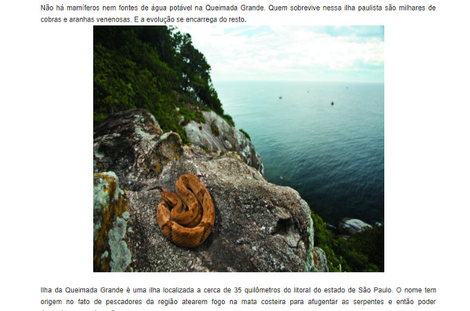 海賊伝説が残る「蛇島」は人肉を溶かす4000 ...