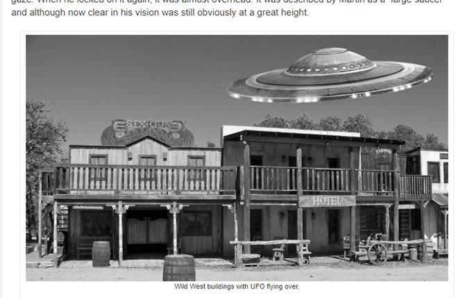 独立直後のアメリカで目撃された歴史的UFOやエイリアン5選! 初代大統領と緑の訪問者、空飛ぶ銀の蛇出現…!の画像9