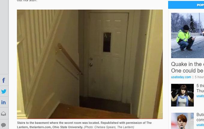 家に見ず知らずの他人が隠れ住んでいたヤバすぎる事件5選! 地下室の足音、屋根裏の空間、押し入れの中で…!の画像3