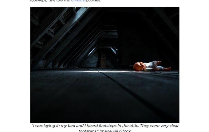 家に見ず知らずの他人が隠れ住んでいたヤバすぎる事件5選! 地下室の足音、屋根裏の空間、押し入れの中で…!の画像7
