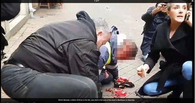 【閲覧注意】フランス「黄色いベスト」デモでただの通りすがりが警察に銃撃される! 「まるでウサギを撃つように」の画像1