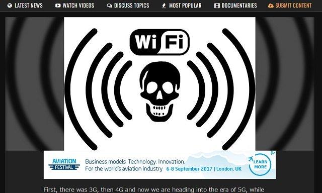 【警告】携帯電話の第5世代移動通信システム(5G)実現で人類滅亡か!? 健康リスクは未知数、米政府機関に怪しい動きも…の画像2
