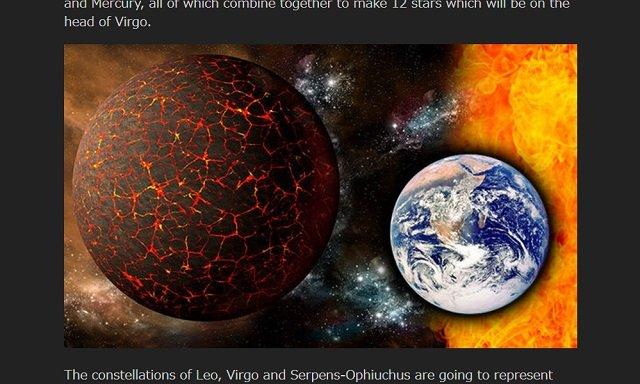【悲報】9月23日の人類滅亡がほぼ確定! 惑星の配置が黙示録の記述を完全再現していることが判明!の画像3