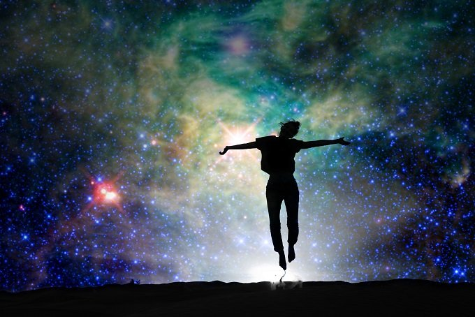 ブラックホールの幽霊「ホーキング・ポイント」が発見! 宇宙は何度も生まれ変わる「共形サイクリック宇宙論」証明へ!の画像1