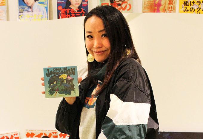 縄文文化とHIPHOPを融合した女流ラッパーCOMA-CHIの新作がヤバイ! 祝詞ラップ、龍神、儀式…アルバム制作秘話を暴露(インタビュー)の画像1