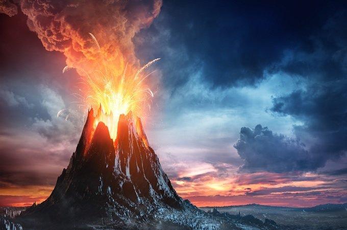 文明を瞬殺する「超巨大噴火」の発生周期に重大ミス発覚! 世界一危険な日本のアノ火山がもうすぐ噴火→日本滅亡の可能性大!の画像1