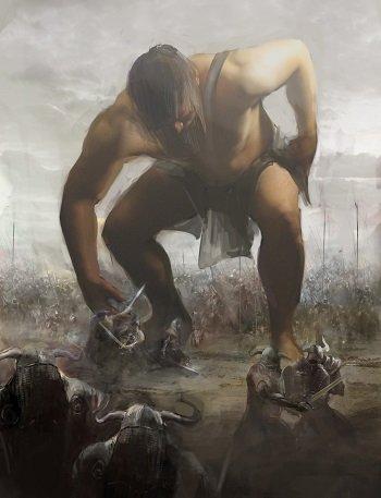 やはり伝説の巨人「ネフィリム」は実在した!? 歯は2列、6本指… 世界各地で見つかる巨人の痕跡が謎すぎる!の画像1