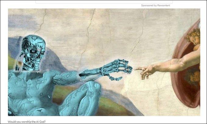 元GoogleエンジニアがAIを神とする宗教を創設! 人工知能教団「未来への道」の教義に戦慄「ゴッドヘッドの理解と崇拝を通じて…」の画像1