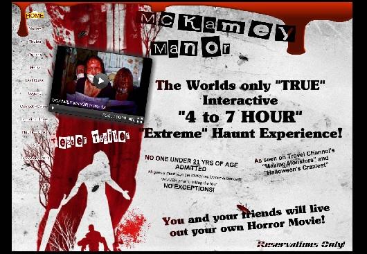 誰一人として最後まで耐えられない世界最恐ホラーアトラクション「McKamey Manor」! 予約待ちは24,000人!!の画像1
