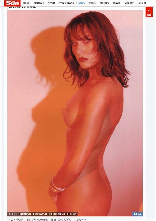 夫人 メラニア 裸 の メラニア夫人の若い頃が可愛い!年齢・身長・生い立ちと経歴・学歴の噂も!