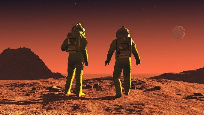地球最古の生物・メタン菌は火星でも生存できる! 地球由来の生命が誕生している可能性?の画像1