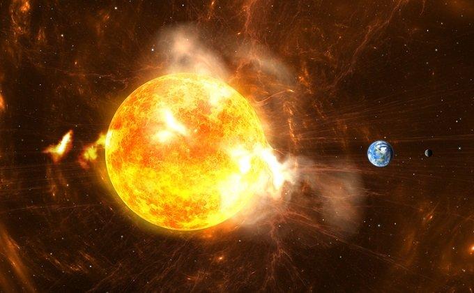 衝撃】太陽の温度は26度以下だっ...