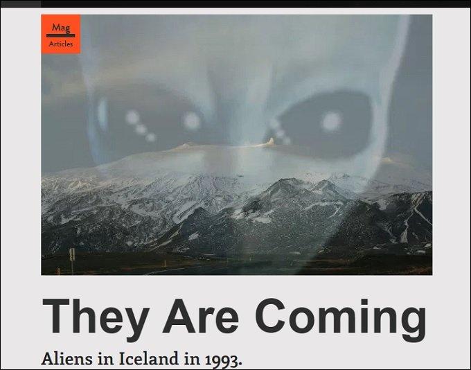 1993年、世界中の人々が宇宙人から同一のメッセージを受け取り、アイスランドに集結! CIAも参加… 謎の「未知との遭遇事件」!の画像1