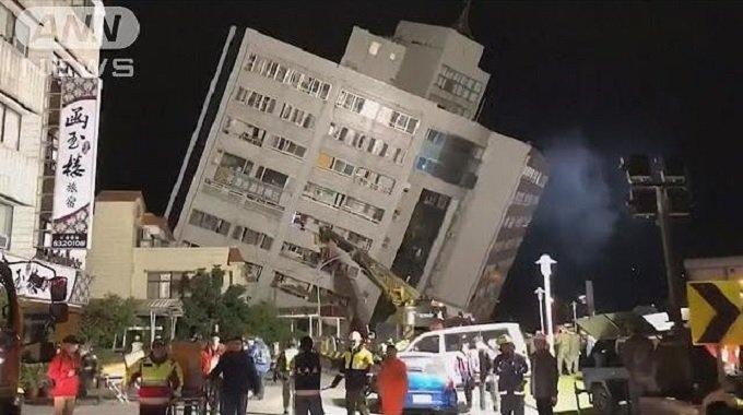 【緊急警告】台湾地震の1年以内に西日本で巨大地震が起きる! 恐怖の法則を独自発見、 今年7月~来年2月に「南海トラフ」発生か!?の画像1