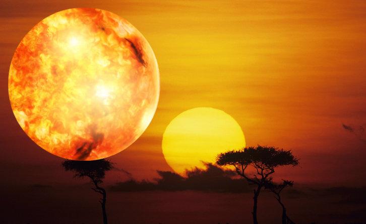 もうすぐ「二つ目の太陽」が出現する? ベテルギウスの謎と地球の物理法則を超越する消えたエネルギーの画像1