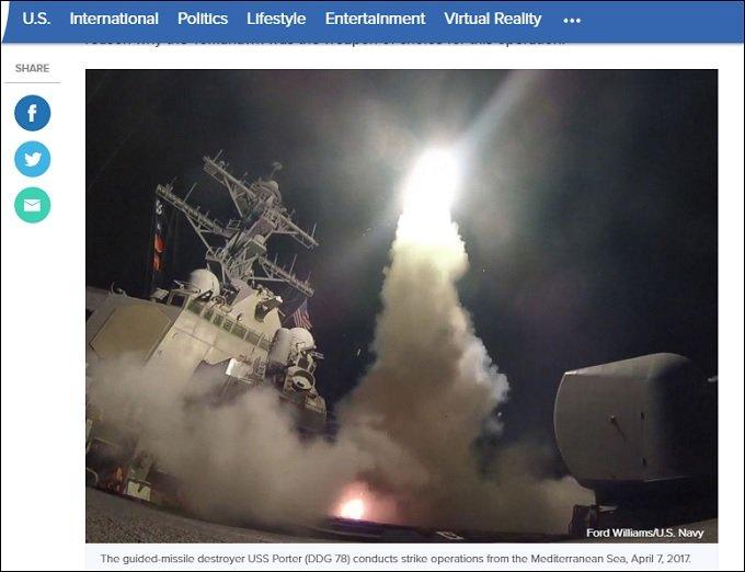 アサド政権の化学兵器使用はアメリカによる自作自演だった!? 前例多数、トランプ周辺に不穏な動きの画像1