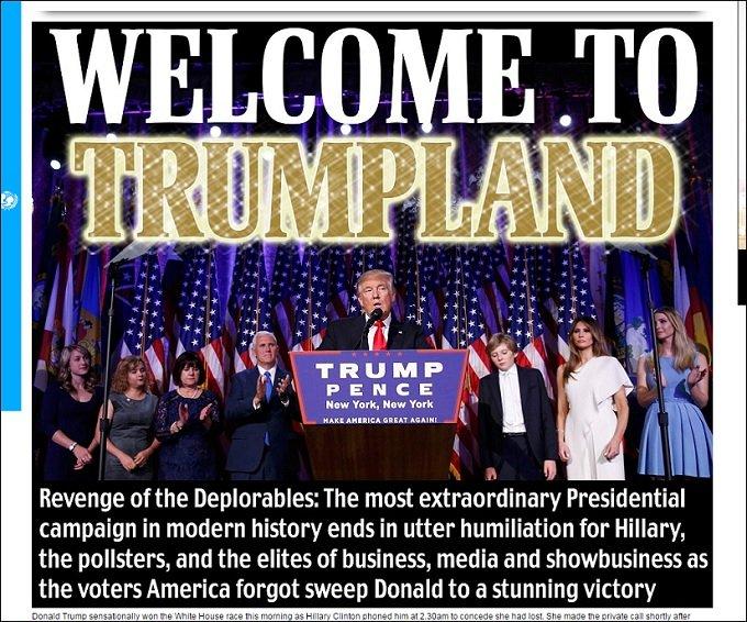 トランプ勝利は完全に予言されていた! シンプソンズや黄金比… 米大統領選を暗示していた4つのシグナルとは!?の画像1