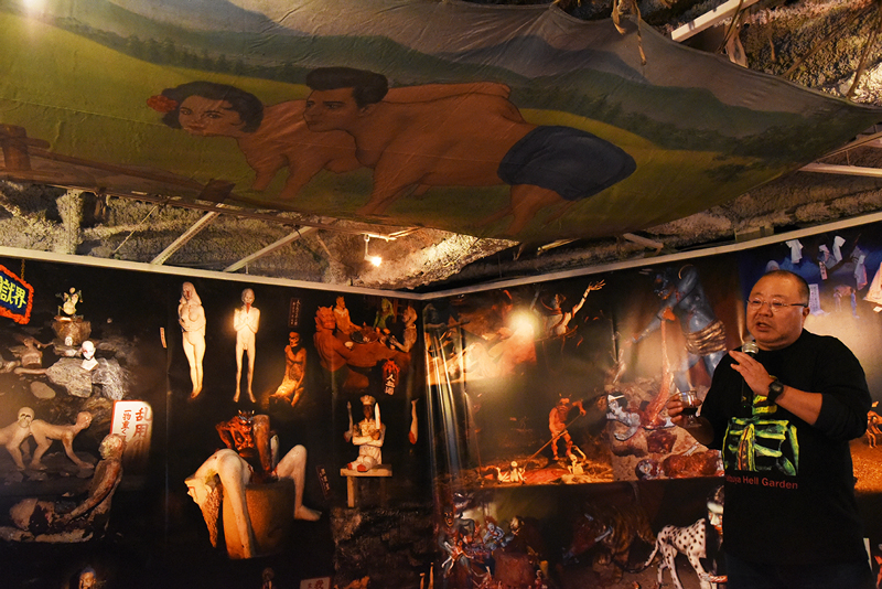 【R18展示】見世物小屋、拷問博物館、病理標本…世界のグロを集めた都築響一の残酷劇場が超刺激的! 写真280枚の巨大絵巻物は圧巻!の画像2