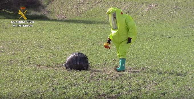【異常事態】スペインに次々と謎の球体が落下?政府がUFO情報隠蔽の可能性も?の画像1
