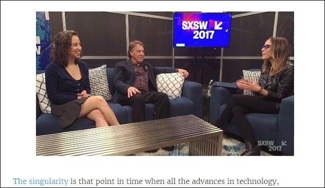 「2029年、人間の脳は機械と融合する」的中率86%のグーグル研究者カーツワイル氏が爆弾発言!の画像2