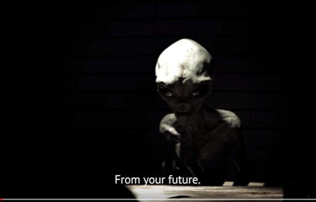 エリア51で撮影された「宇宙人インタビュー映像」が流出?7つの真実を暴露「核戦争で人類は滅亡する」「我々は地球から来た」...の画像1