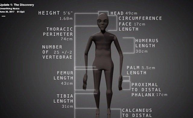 【衝撃】全身真っ白の「3本指のミイラ」が複数発見される! 医師「人間とは異なる1600年前のヒト型生物」DNA検査へ=ナスカ の画像4