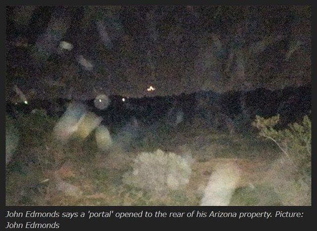 「19体の宇宙人を日本刀で切り殺した」アリゾナの牧場主がエイリアンの連続襲撃に疲れ、5億円の土地を売却! 生々しい傷跡と血痕も公開!の画像2