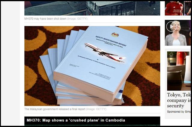 【速報・未解決】「マレーシア航空機は本当に政府に撃墜された」航空専門家がガチ指摘! 政府の隠蔽報告書が表沙汰に!の画像2