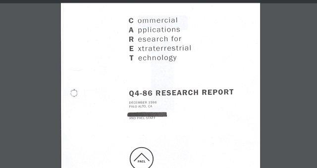 宇宙人の文字とテクノロジーを記したCIA極秘文書が存在! 反重力装置、三次元記録機… 米政府によるエイリアン研究の証拠か!の画像1