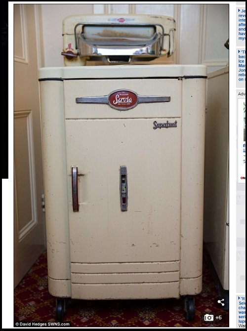 60年前の家電製品を使い続けた物持ちの良すぎる老夫婦がカッコよすぎる! 2人が断言「昔の方が質が良かった」=イギリスの画像2