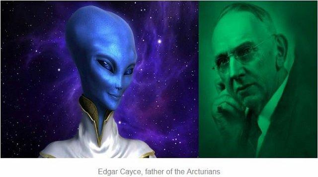 地球人は5次元生命体「アクトゥリアン」たちに生かされていた! 銀河系の守護者、慈愛溢れる神エイリアンの生態とは!?の画像1