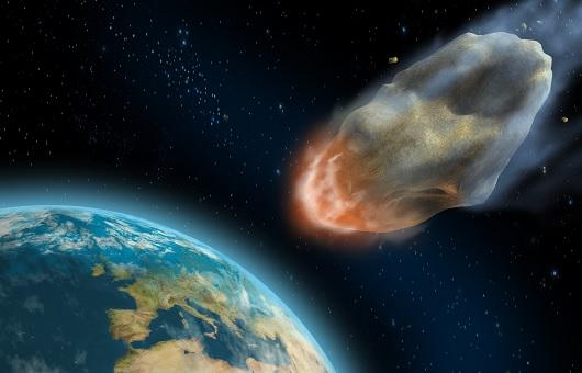 地球が小惑星とニアミスしていた?月よりも近い位置を時速53,000kmで駆け抜けた「2014 DX100」!の画像1