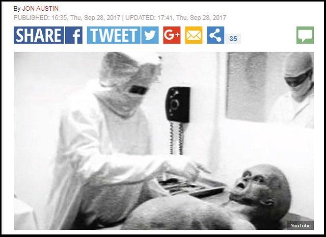 【衝撃】本物の『ロズウェル宇宙人解剖フィルム』の存在が発覚! 制作陣が暴露「オリジナル映像をもとに復元映像を作った」の画像1