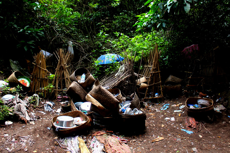 神秘なる人骨 ー 生と死が共存するバリ島最後の秘境「風葬の村」トルニャンの画像5