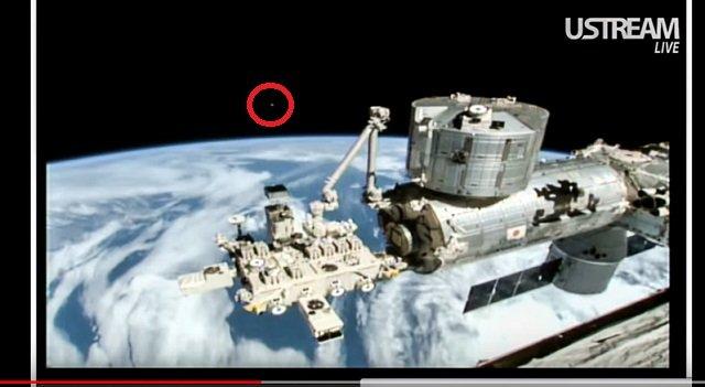 【衝撃】すでに人類が宇宙人と戦争していた決定的証拠が激撮される! 地球からUFOを狙った「地対宇宙レーザー」発射、ワームホールの可能性も!の画像1