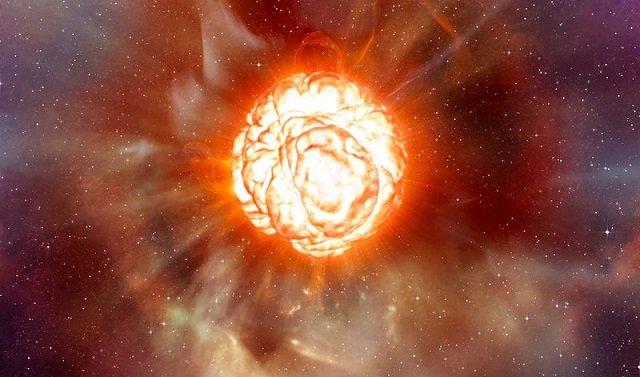 【悲報】もうすぐ2つ目の太陽出現、遺伝子損傷で地球滅亡! 太陽の900倍の巨星「ベテルギウス」が爆発寸前!の画像1