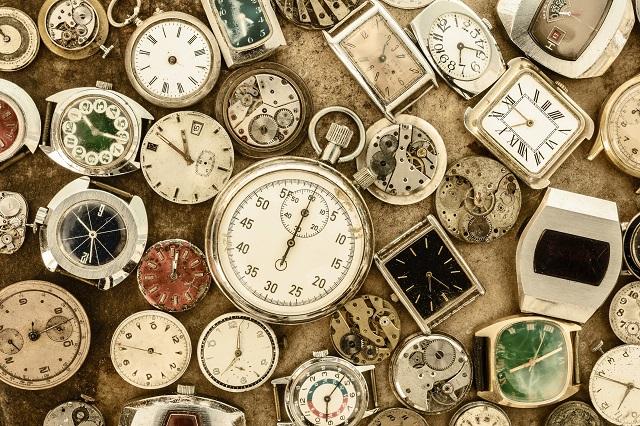 時間は流れていない、未来は決定...