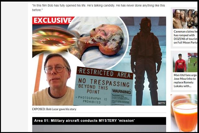 【緊急】あの元エリア51職員ボブ・ラザーが「UFO技術の真実」を30年ぶりに暴露へ! 推進装置やゼータ星人の謎も公開か!?の画像1