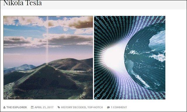 ピラミッドは「惑星間インターネット」の通信設備だった! 光速の100億倍で移動する「テスラ波」も検知=ボスニアの画像1