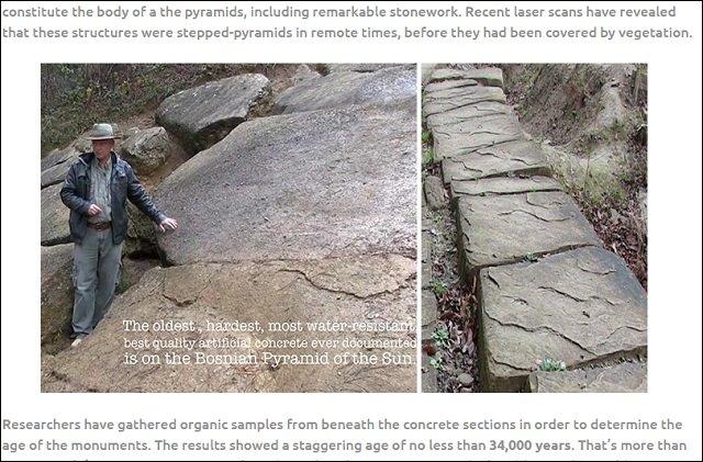 ピラミッドは「惑星間インターネット」の通信設備だった! 光速の100億倍で移動する「テスラ波」も検知=ボスニアの画像3