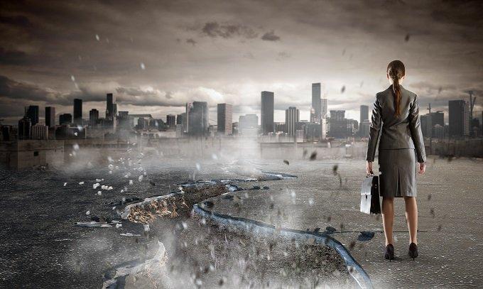 首都直下地震で西麻布・田園調布・銀座・渋谷は即崩壊! 国土地理院データで判明、真実の災害リスクが超ヤバいの画像1