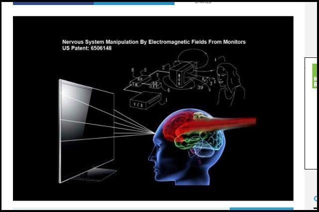 【恐怖】PC・TV・スマホの電磁波はマインドコントロールに応用可能だった! 大学教授が警告、脳神経を傷つけるメカニズムとは?の画像1
