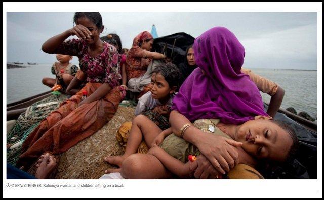 ロヒンギャ問題だけではない「希少民族虐殺」のヤバすぎる実態を知れ! 死体を切り刻み…ブラジル未接触部族やヤノマミも!の画像1